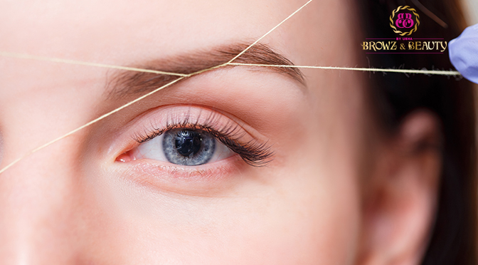 How to Care for Your Skin Post Eyebrow Threading?