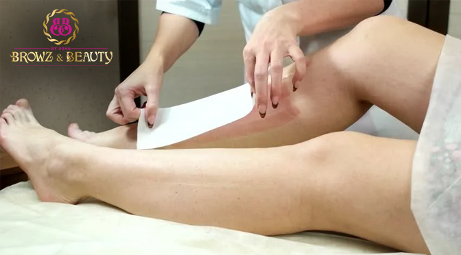 Step by Step Professional Guidance to Hair Removal Using Waxing Methods