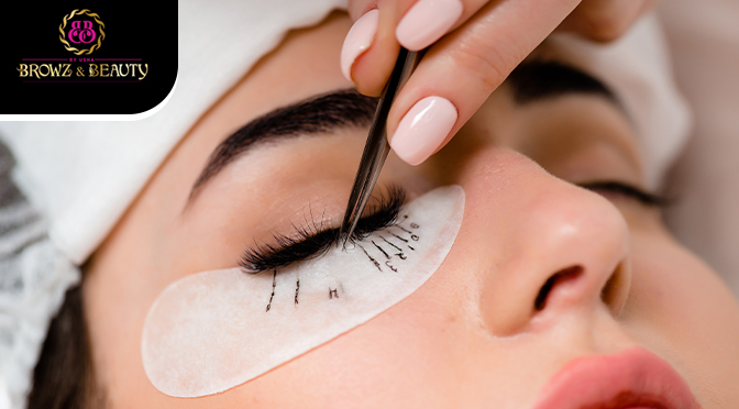 The Eyelash Extension Rules That You Need to Follow